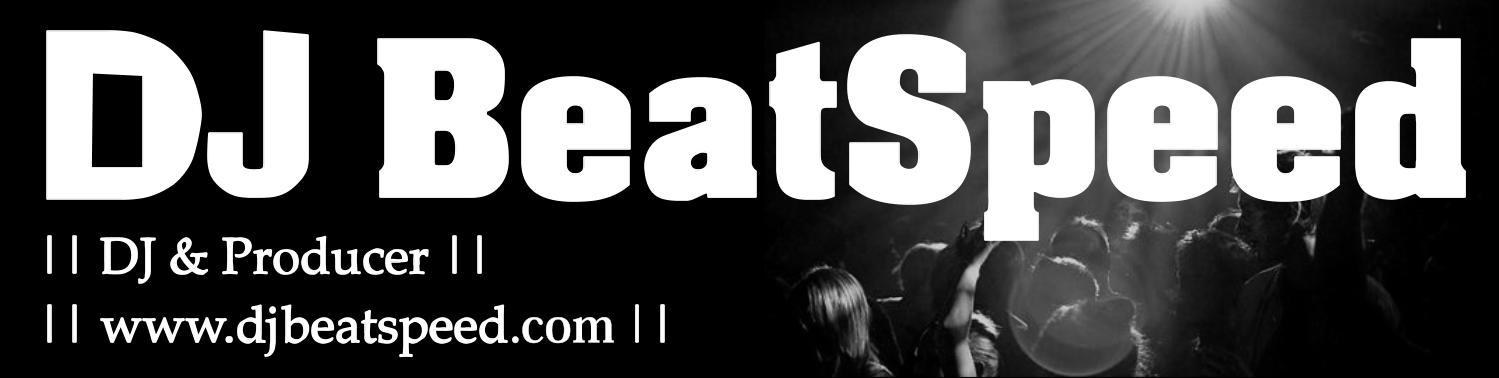 DJ BeatSpeed | Official Website